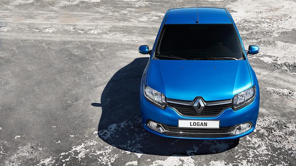 В России начались тесты полноприводных Renault Logan и Sandero