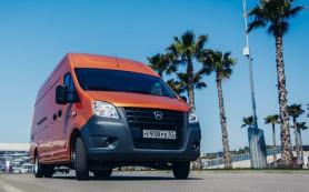 В России стартовали продажи нового фургона «ГАЗель NEXT»