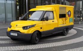 Немецкая почта стала производителем электрокаров