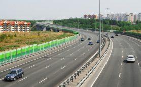Новую трассу «Москва — Санкт-Петербург» откроют через 2 года