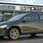 Volkswagen приступил к тестам кроссовера Polo