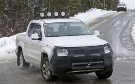 Volkswagen Amarok: не новое поколение, а рестайлинг