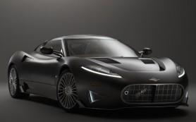 Spyker выпустит четырехдверный автомобиль