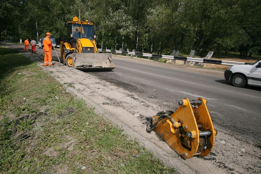 В 18 регионах страны неожиданно отремонтируют дороги