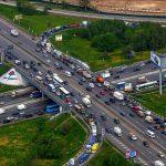 Власти придумали, как снизить аварийность на МКАД