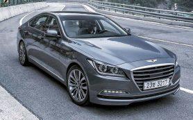 Тест-парк Hyundai Genesis: Доказательство зрелости