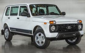 «АвтоВАЗ» начал продажи новой версии внедорожника 4×4