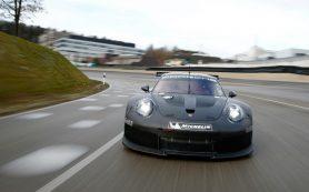 Porsche показала новый 911-й для гонок на выносливость
