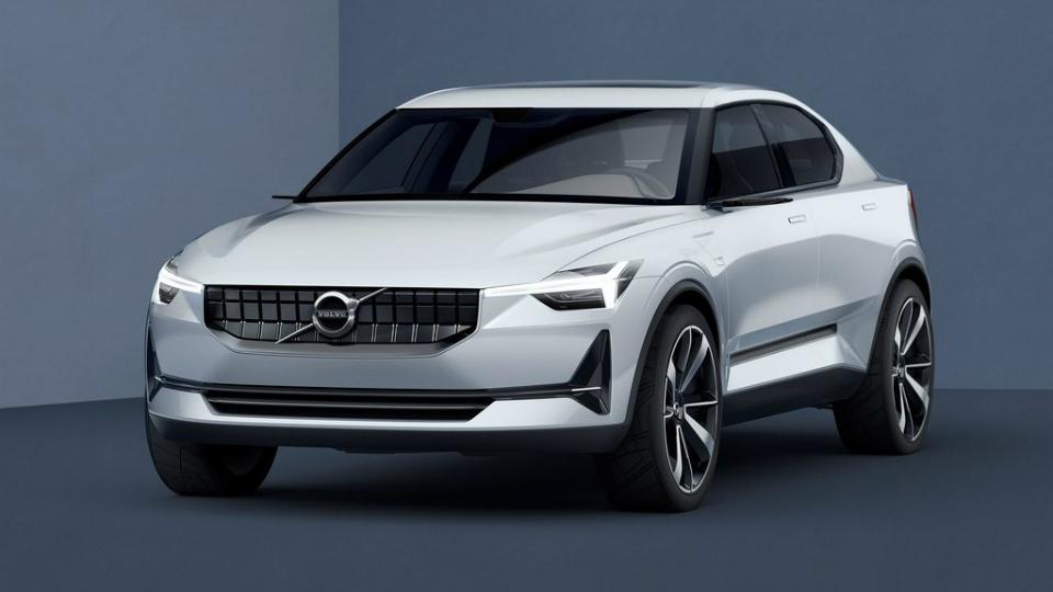 Руководство Volvo отказалось от выпуска маленьких машин