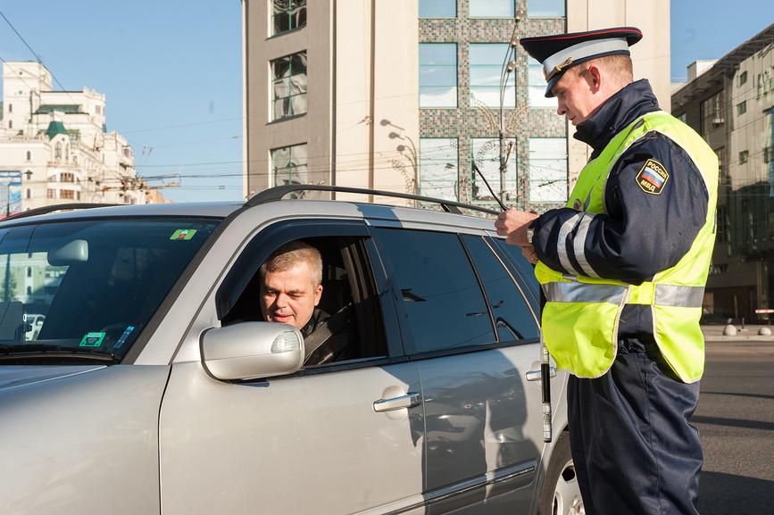 В Госдуму внесен законопроект о лишении прав за три нарушения