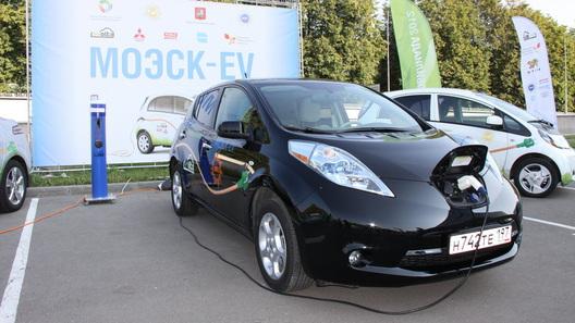 В российских ПДД узаконят электромобили