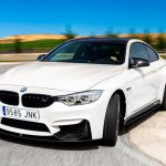 В BMW выпустили очень редкую версию купе M4