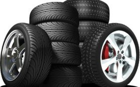 Структура автомобильной шины и колеса в целом