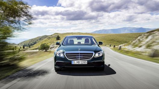 Mercedes-Benz пополнит модельный ряд универсалом повышенной проходимости