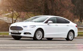 Завод Ford во Всеволожске встал из-за нехватки деталей