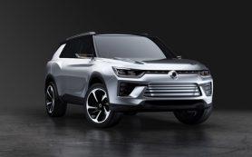 SsangYong представит новое поколение Rexton уже в октябре