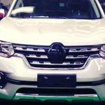Новый пикап от Renault засветился в сети