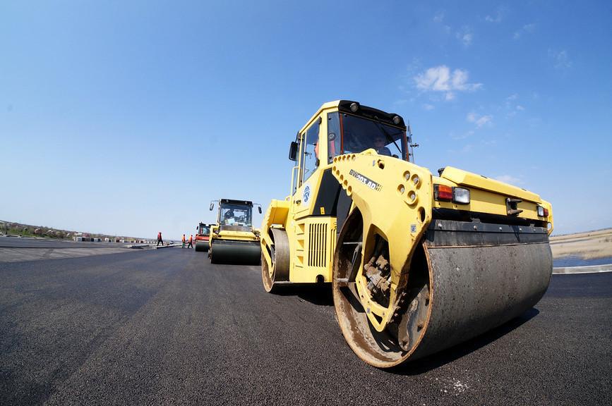 Россия начала строительство Черноморской кольцевой автомагистрали