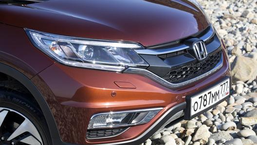 Известны сроки появления на свет нового поколения Honda CR-V