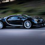 Расчётную скорость нового Bugatti проверят на практике