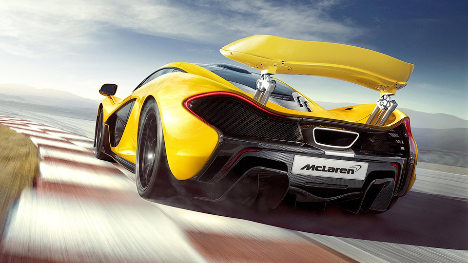 McLaren создаст трековый электрогиперкар