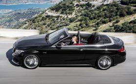 Новый кабриолет от Mercedes-Benz: названы российские цены