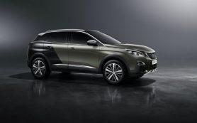 Новому Peugeot 3008 добавили «спортивную» версию
