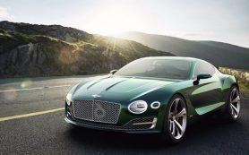 Раскрыты сроки выхода на рынок нового спорткара Bentley