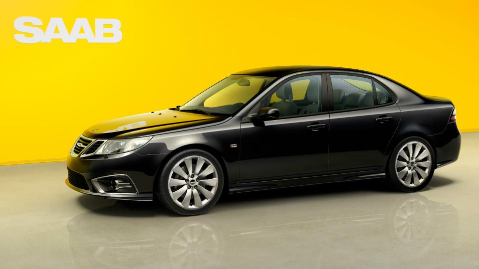 Компания NEVS отказалась выпускать машины под маркой Saab