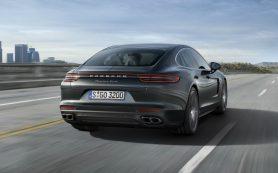 Новая гибридная Porsche Panamera будет 700-сильной