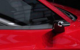 Японцы разрешили продавать машины без зеркал заднего вида
