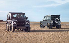 Land Rover опроверг возрождение старого Defender
