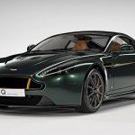 Aston Martin Vantage V12 S посвятили 80-летию истребителя Spitfire