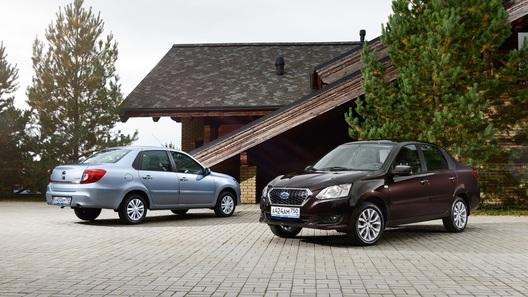 Российские автомобили Datsun отправились на экспорт в Ливан