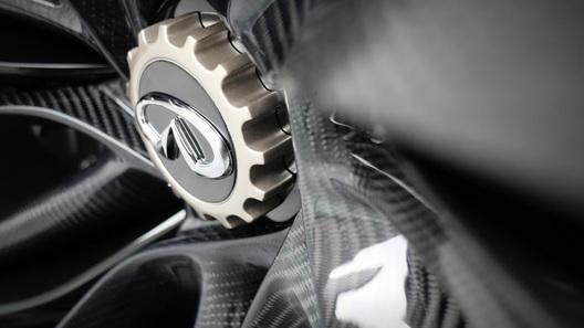 Новый кроссовер Infiniti получит «революционный» двигатель
