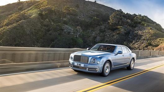 Bentley Mulsanne может превратиться в электромобиль