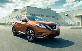 В Nissan рассказали о комплектациях российского Murano
