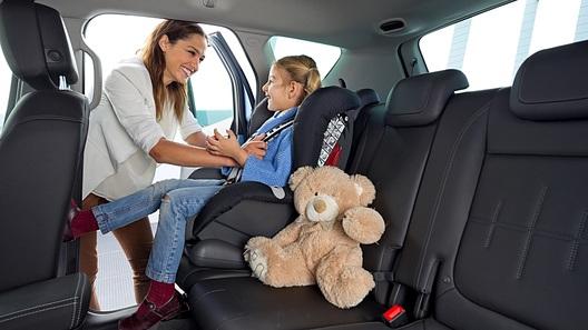 ГИБДД хочет ужесточить правила перевозки детей