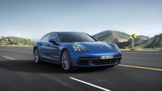 Porsche Panamera получит удлиненную версию