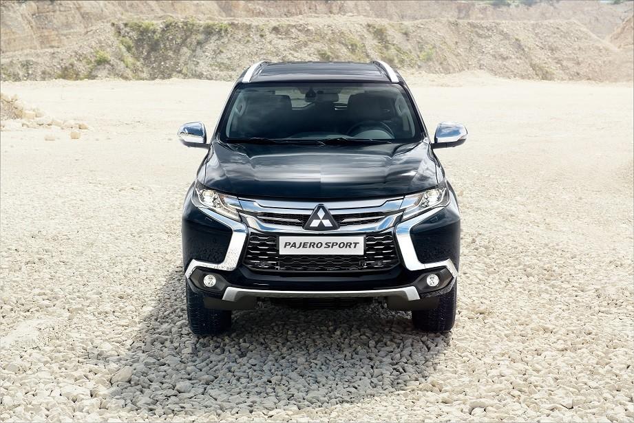 Новый Mitsubishi Pajero Sport для России: раскрыты подробности
