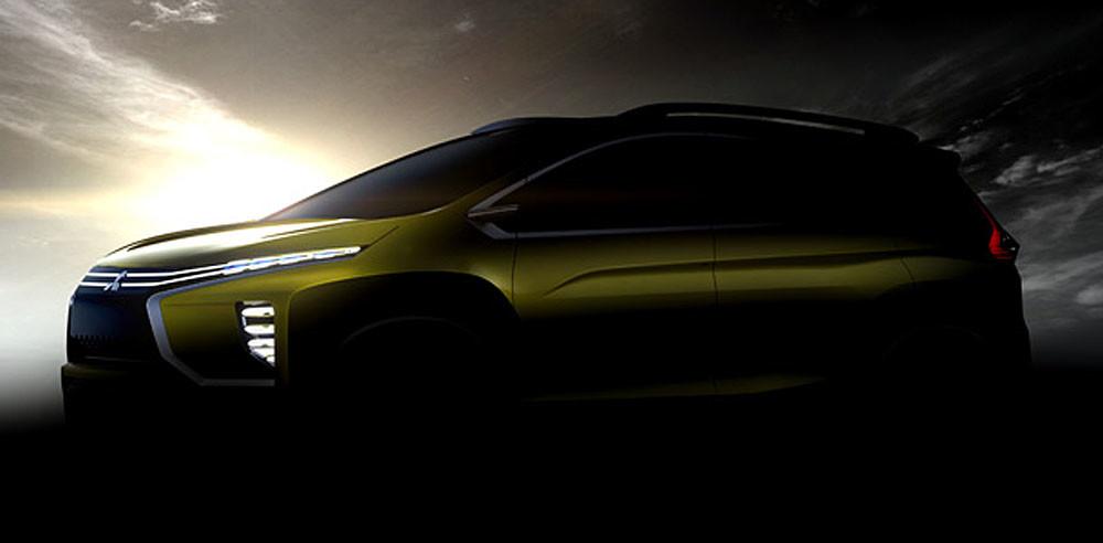 Новый маленький кроссовер Mitsubishi: премьера — в августе