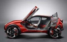 Новый Nissan Juke станет гибридом
