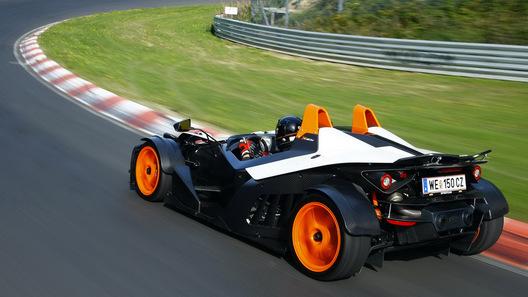 Создатель «формульных» шасси выпустит дорожный спорткар
