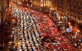 Московские пробки победят с помощью разметки