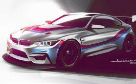 BMW сделает гоночный вариант купе M4