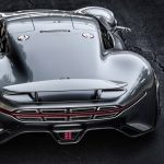 Раскрыты первые подробности о гиперкаре Mercedes-AMG