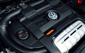 Бензиновые моторы VW получат сажевые фильтры