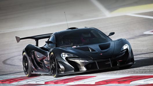 В McLaren нацелились на абсолютный рекорд Нюрбургринга