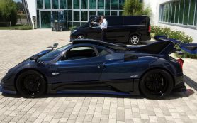 Компания Pagani подготовила для коллекционера особый суперкар
