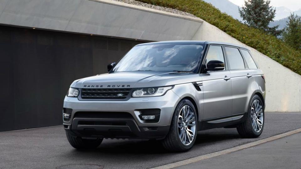 Range Rover Sport впервые получил четырехцилиндровый мотор